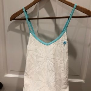Lilly Pulitzer Dresses - Lilly Pulitzer XS White and Blue Tennis Dress